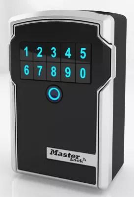 Coffre Fort Bluetooth Masterlock Select Access Smart Castorama