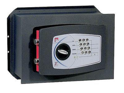 Coffre Fort Electronique A Emmurer Technomax Gt4p Moyen Format 14l Castorama