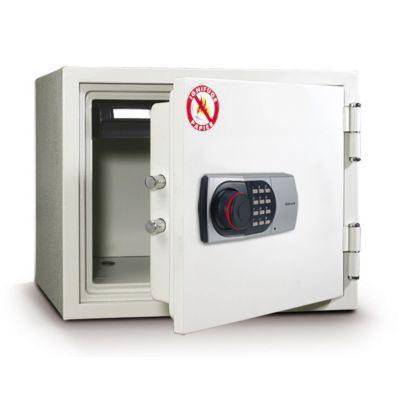 Coffre Fort Electronique Ignifuge Technofire 20 Se Moyen Format 19l Castorama