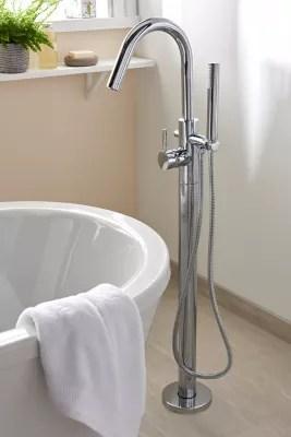 colonne de baignoire ilot goodhome cromer