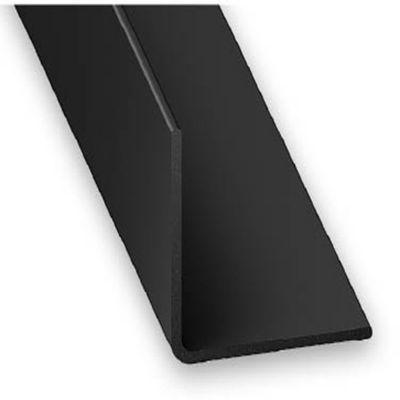 Corniere Pvc Noir 20 X 20 Mm 2 60 M Castorama