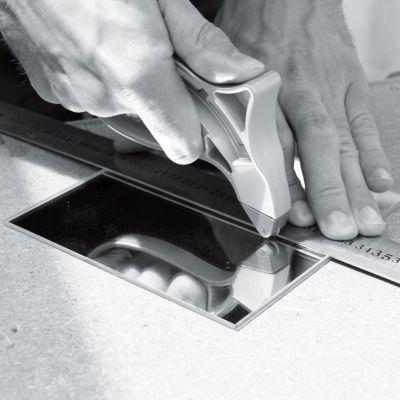 coupe verre et faience smartool