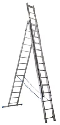 Echelle Transformable Mac Allister 3 Plans 9 60m Castorama