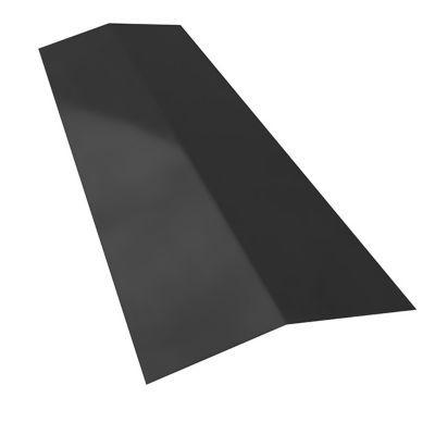 Faitiere Pour Plaque Metal Imitation Tuile Bacacier Home Steel Anthracite Castorama