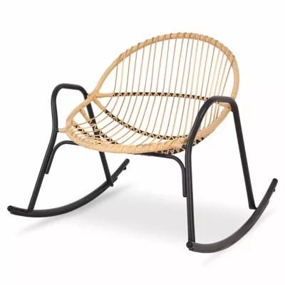 fauteuil de jardin rocking chair cuba