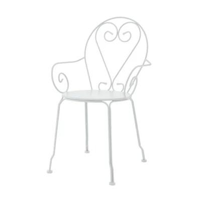 fauteuil de jardin vernon gris nuage