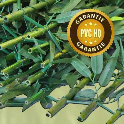 Haie De Bambou L 3 X H 1 M Castorama