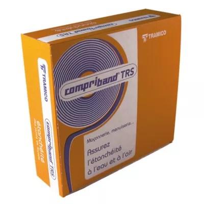 Joint D Etancheite Compriband 10m X 15mm Exp 2 A 4mm Castorama