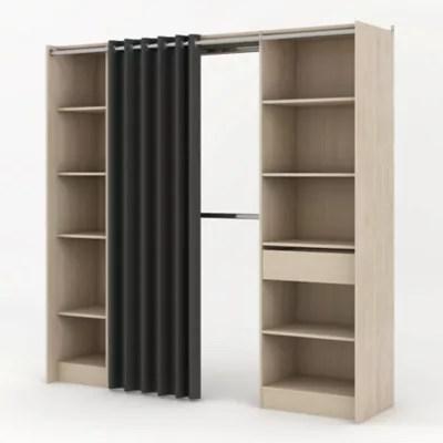 armoire dressing castorama
