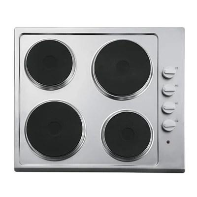 la plaque de cuisson electrique est ideale pour realiser de bons petits plats ses 4 zones de cuisson dont 2 avec demarrage rapide sont tres