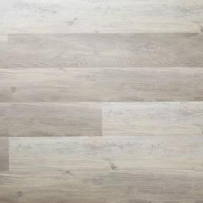 Lame Pvc Clipsable Gris Blanc Bachata 15 X 122 Cm Vendue Au Carton Castorama