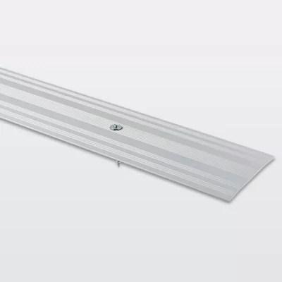 Large Barre De Seuil En Aluminium Decor Metal Mat Goodhome 60 X 930 Mm Castorama