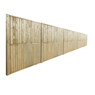 lisse haute bois pour panneau anti bruit oza