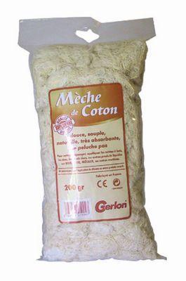 Meches De Coton 200g Castorama