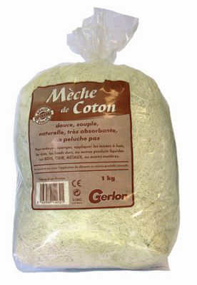 Meches De Coton Gerlon 1kg Castorama