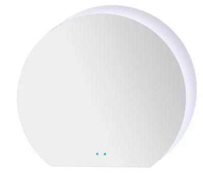 Miroir Led Bluetooth Cooke Lewis Vague Castorama