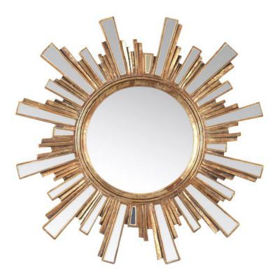Miroir Soleil O59 Cm Castorama