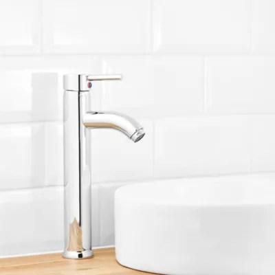 mitigeur haut de lavabo chrome ayas