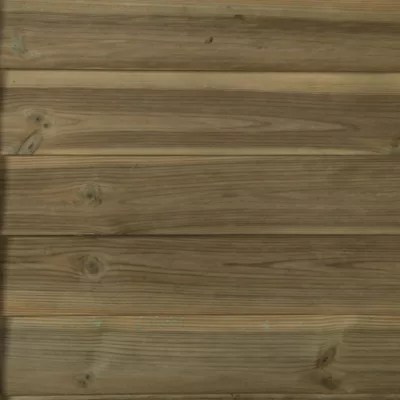 panneau bois droit blooma salouen 183 x h 180 cm
