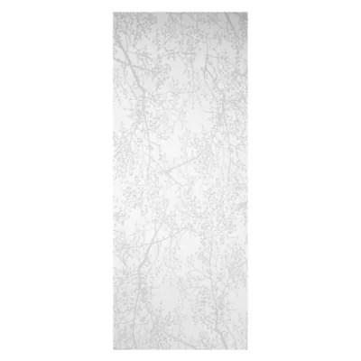 panneau japonais arbre blanc 45 x 260 cm