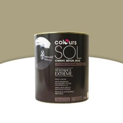 Peinture Sol Colours Premium Pierre Satin 0 5l Castorama