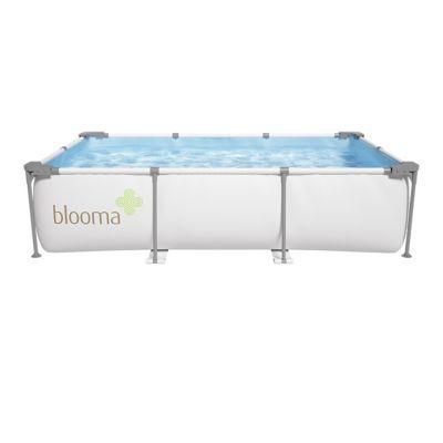 Piscine Tubulaire Blooma Kamba 2 59 X 1 70 M Bache Et Sac De Rangement Castorama