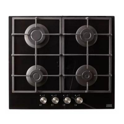 plaque de cuisson au gaz cooke lewis clgogfsrp4 4 foyers