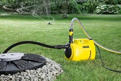 Pompe D Arrosage Karcher Bp3 Garden Set Plus Castorama