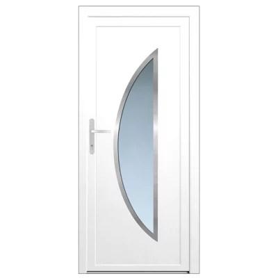 porte d entree pvc semisphera 90 x h 215 cm poussant droit