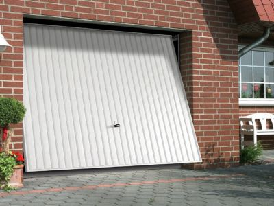 Porte De Garage Basculante Hormann Gsl L 240 X H 200 Cm En Kit Castorama