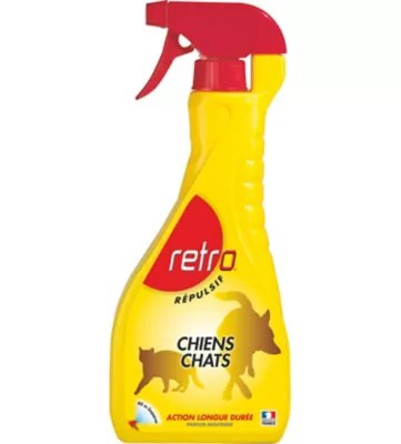 Repulsif Liquide Chiens Chats Retro Castorama