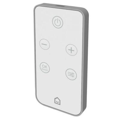 Radiateur Mobile A Inertie Seche Goodhome Hoerta Blanc 2000w Castorama