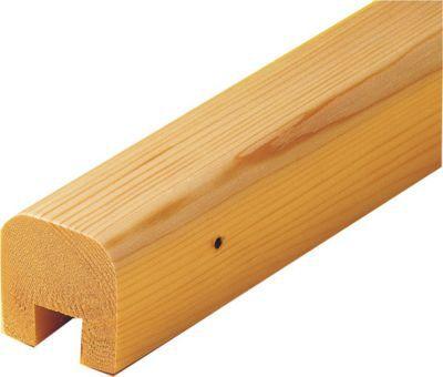 rampe bois arrondie 200cm