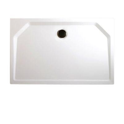 receveur rectangulaire extra plat 140 x 90 cm