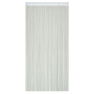 rideau de fils castorama defil blanc 110 x 240 cm