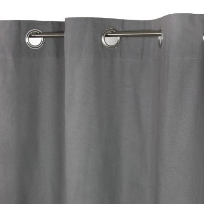 rideau zen xl gris fonce 300 x 250 cm