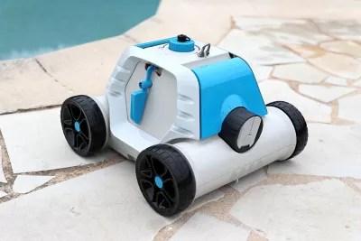 robot de nettoyage electrique pour piscine bestway thelys
