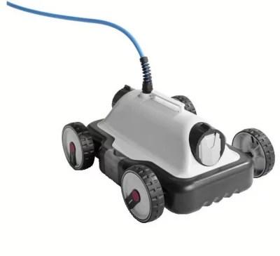 robot de piscine warrior