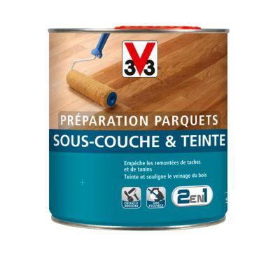 Sous Couche Teinte Parquets V33 Incolore 2 5l Castorama