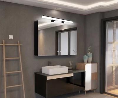 luminaire de salle de bains castorama