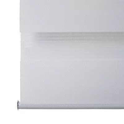 store enrouleur colours elin jour nuit blanc 55 x 180 cm