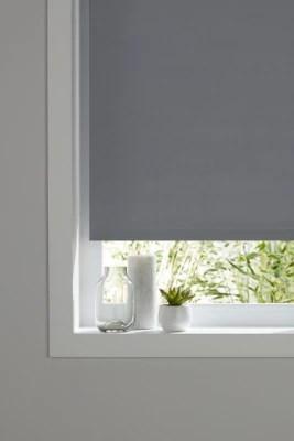 store enrouleur occultant colours boreas gris 45 x 180 cm