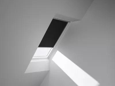 store occultant fenetre de toit velux dkl s06 noir