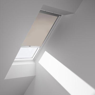 store occultant solaire fenetre de toit velux dsl mk04 beige