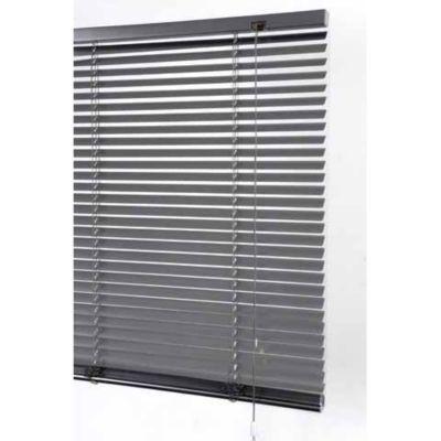 Store Venitien Aluminium Studio Gris 100x180 Cm Castorama