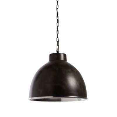 suspension suisei noir h 30 x l 55 cm