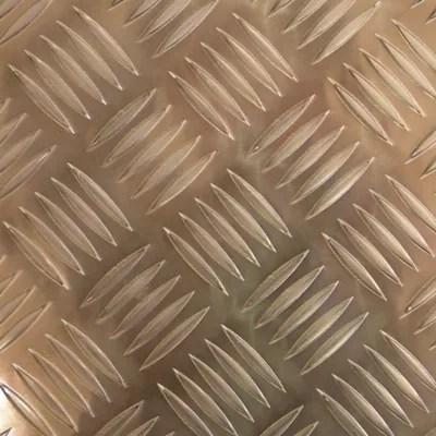 Tole Aluminium Brut Damier 100 X 50 Cm Castorama