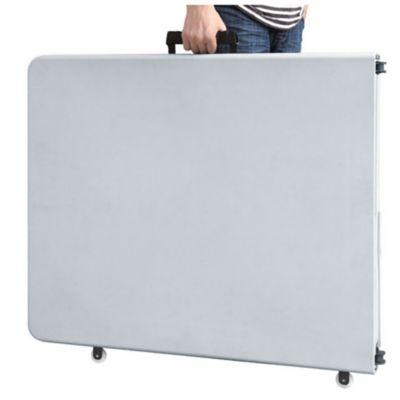 table de jardin valise memphis 181 x 76 cm