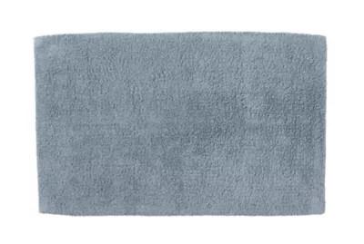 tapis de bain antiderapant bleu 50 x 80 cm diani