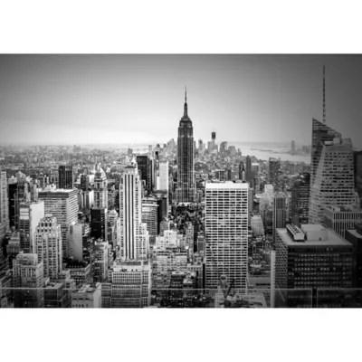 Toile Xl New York 100 X 140 Cm Castorama